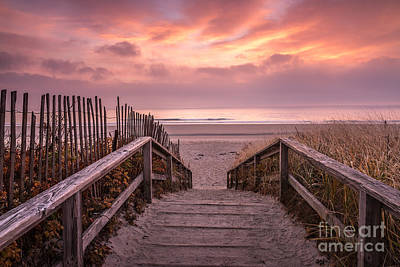 Photograph - Ogunquit Dawn by Susan Cole Kelly
