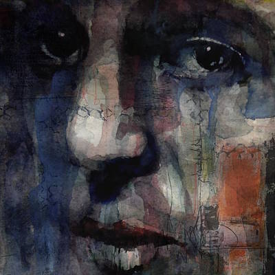 Oh Darling  Art Print by Paul Lovering