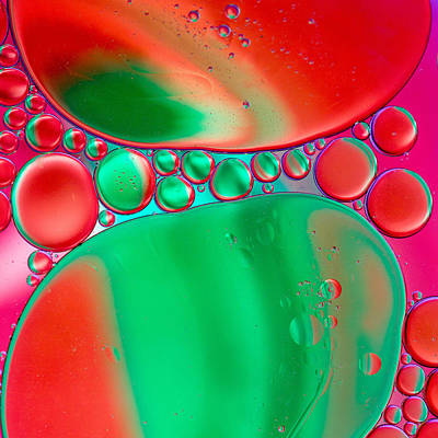 Royalty-Free and Rights-Managed Images - Oil and Water 2 by Rebecca Cozart