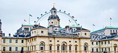 Photograph - Old And New London by JAMART Photography