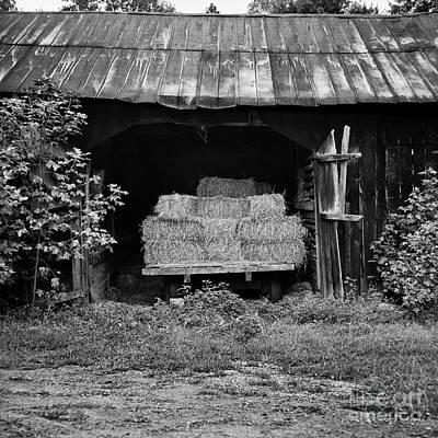 Photograph - Old Barn by Patrick M Lynch