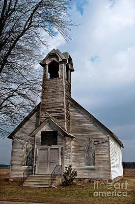 Photograph - Old Church by David Arment