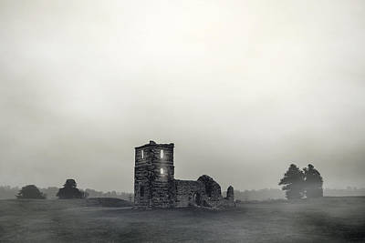 Normans Photograph - Old Church by Joana Kruse