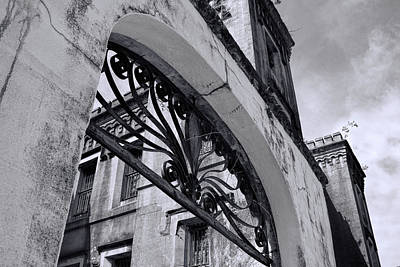 Photograph - Old Charleston Jail II by Ed Waldrop