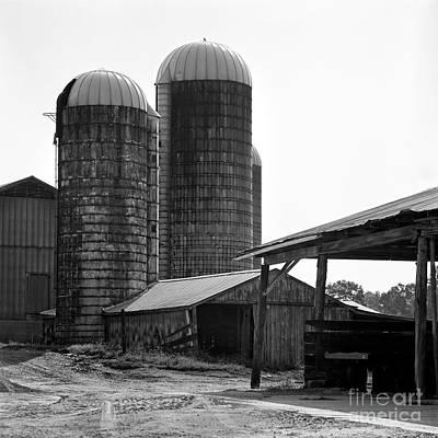 Photograph - Old Nc Farm by Patrick M Lynch