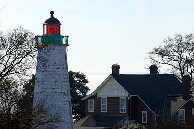 Old Point Comfort Lighthouse Art Print