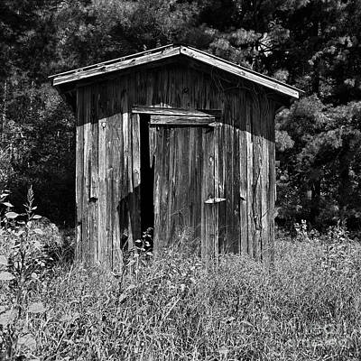 Photograph - Old Shed by Patrick M Lynch