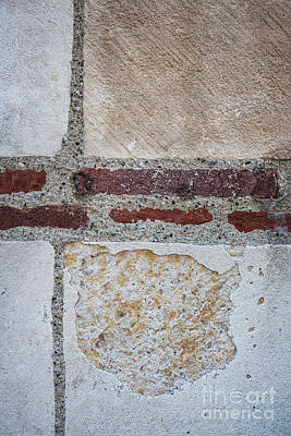 Photograph - Old Wall Fragment by Elena Elisseeva