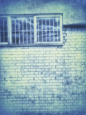 Dungeon Photograph - Old Window Bars by Tom Gowanlock
