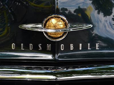 Photograph - Oldsmobile by Dean Ferreira