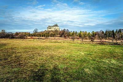 Digital Art - Olesko Castle  by Tetyana Kokhanets