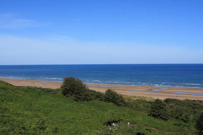 Photograph - Omaha Beach, Normandy, France. by Aidan Moran