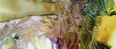 Art Print featuring the painting On Gossamer Wing by Mary Sullivan