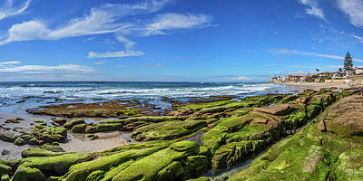 Surf Lifestyle Photograph - On The Rocky Coast by Peter Tellone