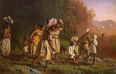 On To Liberty Painting - On To Liberty by Theodor Kaufmann