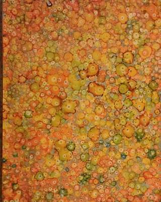 Painting - Orange Craze by Betsy Carlson Cross