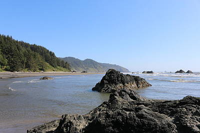 Photograph - Oregon Coast - 30 by Christy Pooschke