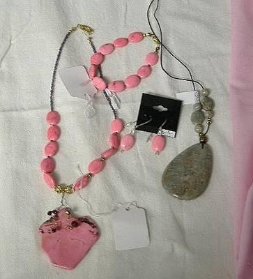 Wire Wrap Bracelet Jewelry - Original Jewelry by Carolyn Kelly