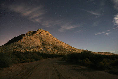 Photograph - Oro Grande Nights by JC Findley