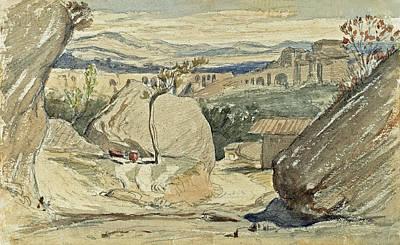 Painting - Orte by Elihu Vedder