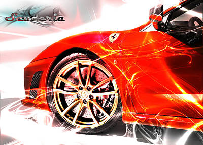 Other Automobiles Digital Art - Other by Angie Fraley
