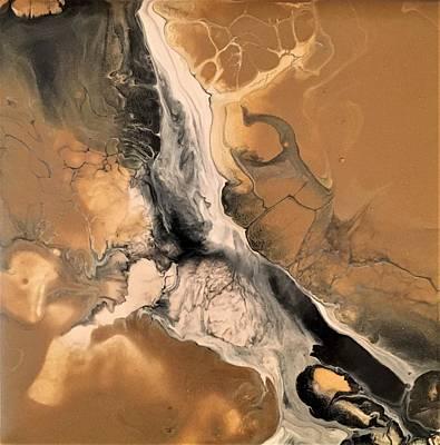 Painting - Ouvert by Soraya Silvestri