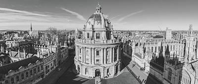 Photograph - Oxford University by Pixabay