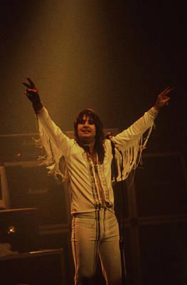 Photograph - Ozzy Osbourne by Rich Fuscia