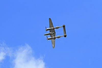 Classic Golf - P-38 Lightning by Shoal Hollingsworth