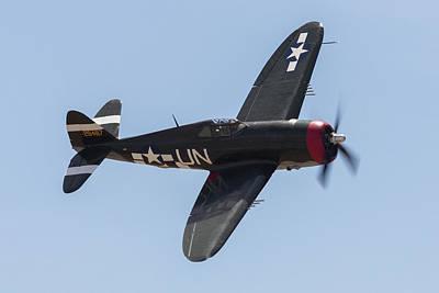 Photograph - P-47 Thunderbolt by John Daly
