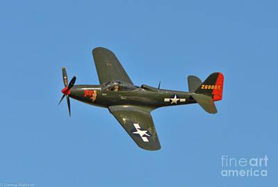 P-63 Kingcobra Art Print