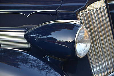 Photograph - Packard by Dean Ferreira