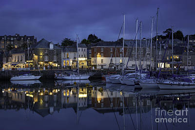 Photograph - Padstow Twilight by Brian Jannsen