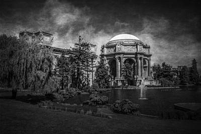 Print featuring the photograph Palace Of Fine Arts by Ryan Photography