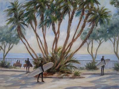 Palm By C Street Original by Tina Obrien
