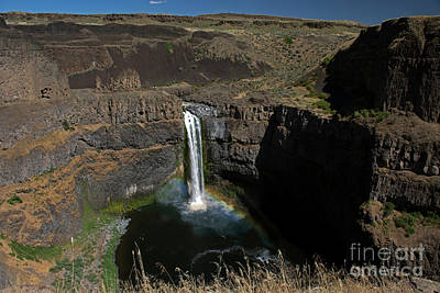 Photograph - Palouse Falls Wa by Cindy Murphy - NightVisions