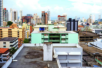 Photograph - Panama City by John Rizzuto