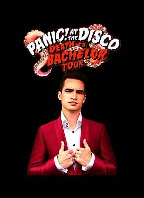 Disco Mixed Media - Panic At The Disco by Ming Chandra