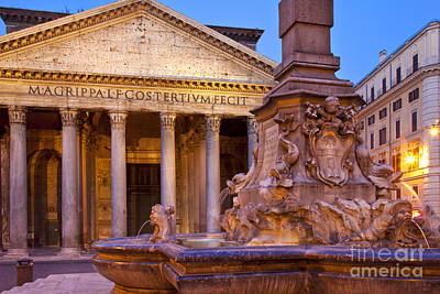 Photograph - Pantheon by Brian Jannsen