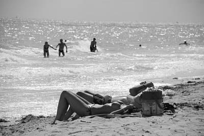 Photograph - Paradise Beach  by Rob Hans