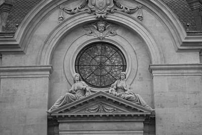 Photograph - Paris Architecture by Mary-Lee Sanders