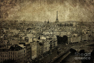 Photograph - Paris by Diane Diederich
