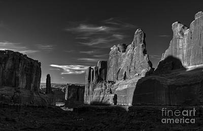 Photograph - Park Avenue Rocks by ELDavis Photography