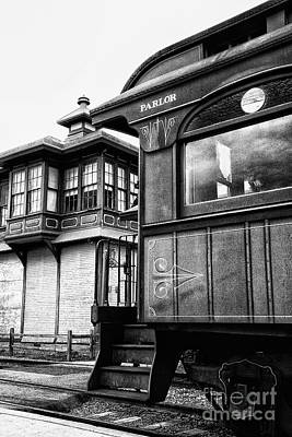 Photograph - Parlor Car by Paul W Faust - Impressions of Light