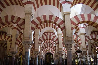 Photograph - Part Of Cordoba's Mezquita by Rod Jones