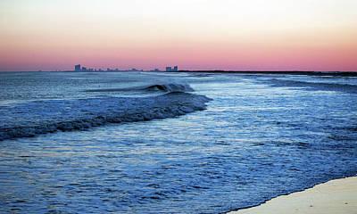 Photograph - Pastel Sunset by Elsa Marie Santoro