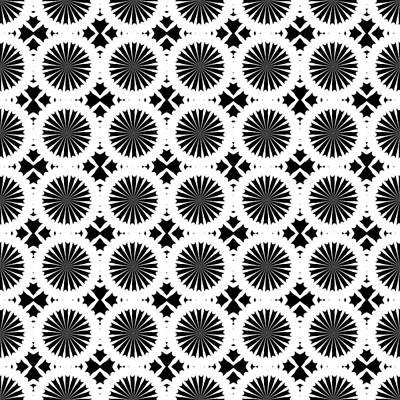 Digital Art - Pattern 7329 by Kristalin Davis