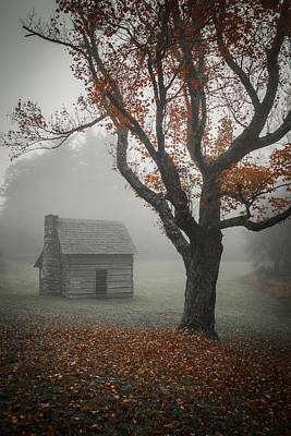 Photograph - Paw's Cabin by Joye Ardyn Durham