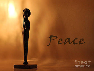 Photograph - Peace by Karen Adams