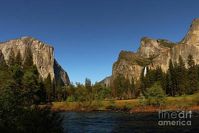 Photograph - Peaceful Merced River by Christiane Schulze Art And Photography